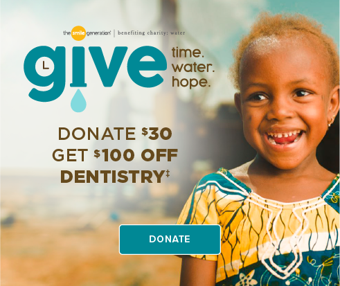 Donate $30, Get $100 Off Dentistry - The Dental Office Of Prosper