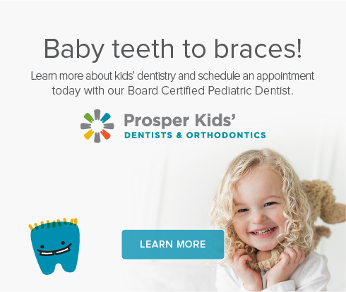 The Dental Office Of Prosper - Learn more about kids' dentistry